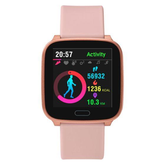 Timex Active iConnect Gold/Blush älykello TW5M34400