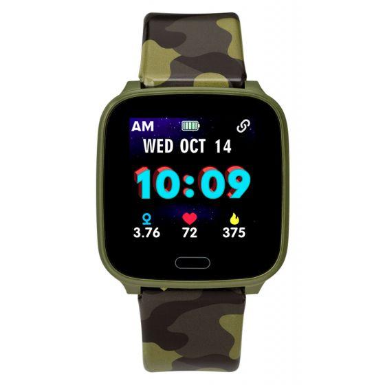 Timex Kids Active iConnect Camo älykello TW5M40700