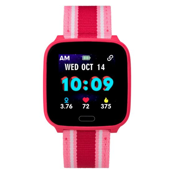 Timex Kids Active iConnect Red älykello TW5M40900