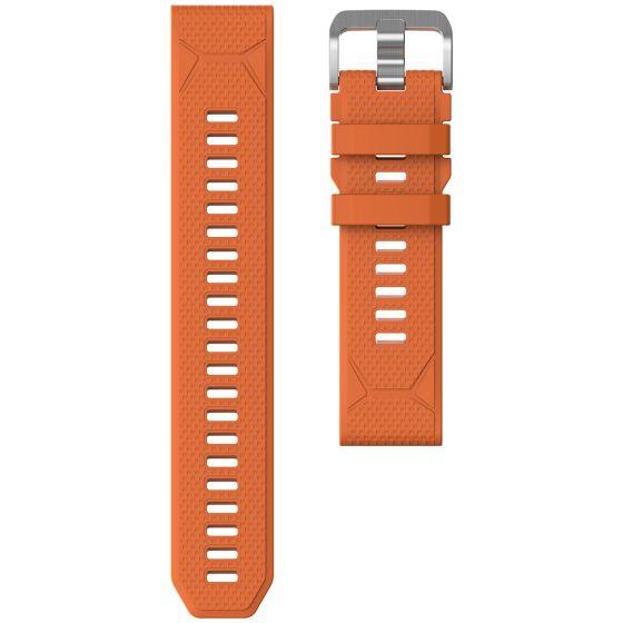 COROS Vertix silikoniranneke oranssi