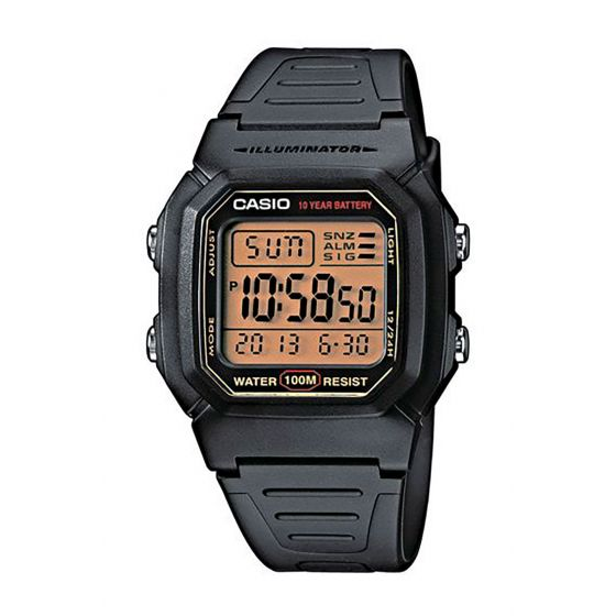 Casio Collection W-800HG-9
