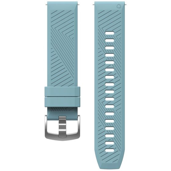 COROS Apex 42 mm silikoniranneke sininen WAPXs-WB-BLU