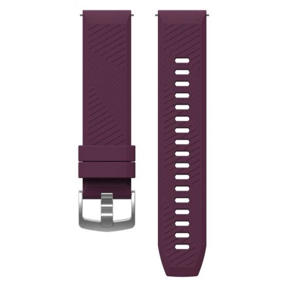 COROS Apex 42 mm silikoniranneke Grape