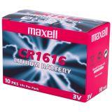 Maxell litiumparisto CR1616 3V