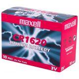 Maxell litiumparisto CR1620 3V
