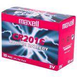 Maxell nappiparisto CR2016 3V
