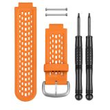 Garmin ranneke Approach S2/S4 oranssi 010-12028-04