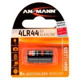 Ansmann alkaliparisto 4LR44 6V