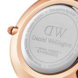 Daniel Wellington Classic Petite Melrose Black 32mm DW00100161