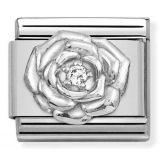 Nomination Classic SilverShine Symbols Rose 330311-12