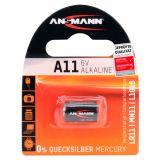 Ansmann alkaliparisto A11 6V