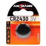 Ansmann litiumparisto CR2430 3V