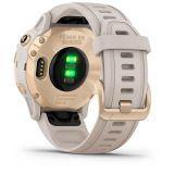 Garmin Fenix 6S Pro Solar Light Gold with Light Sand älykello 010-02409-11
