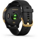 Garmin Venu Black Gold AMOLED GPS-älykello 010-02173-32