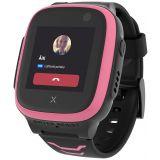 XPLORA 5 lasten kellopuhelin vaaleanpunainen