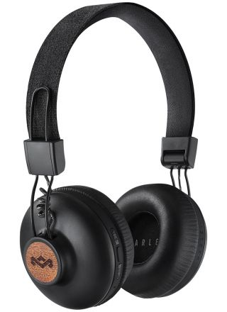 House of Marley Positive Vibration 2 Signature Black kuulokkeet EM-JH133-SB