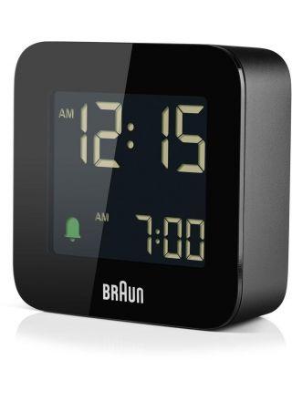 Braun BC08B Herätyskello