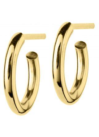 Edblad Hoops korvakorut Gold Small 105868