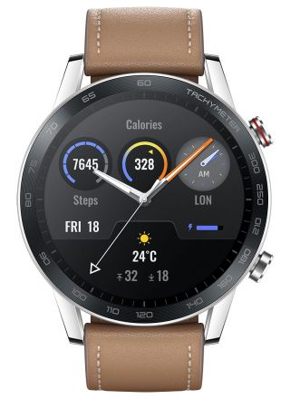 HONOR MagicWatch 2 Flax Brown 46 mm