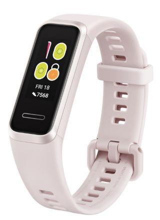Huawei Band 4 Pink aktiivisuusranneke 55024460