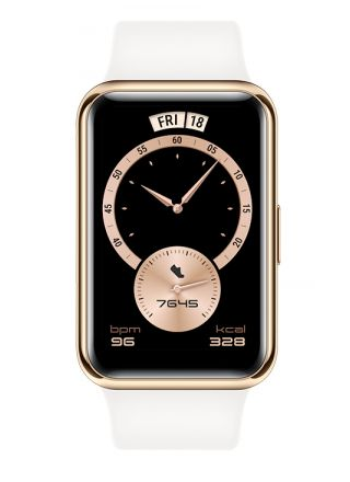 Huawei Watch Fit Elegant Edition White 55026333