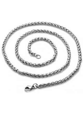 Northern Viking Jewelry Wheat Chain Link NVJKE005 kaulaketju