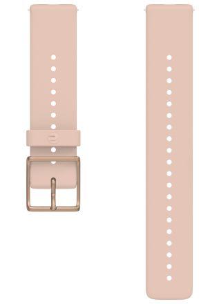 Polar Ignite 2 pinkki silikoniranneke 91085647