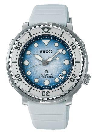 Seiko Prospex Save the Ocean Antarctica Special Edition SRPG59K1
