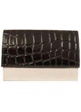 Smartcaze Luxury Black käyntikorttikotelo