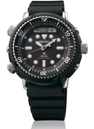 Seiko Prospex Arnie Solar Diver's SNJ025P1 Street Series