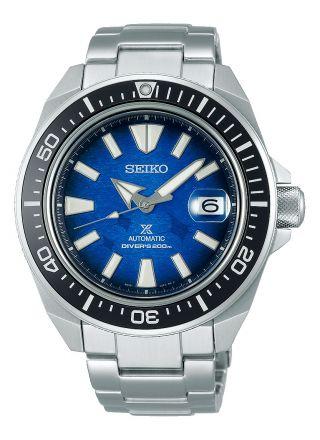 Seiko Prospex Save the Ocean Manta Ray King Samurai SRPE33K1