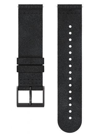 Suunto 3 Urban 4 Black Black mikrokuituranneke 20 mm koko S SS050751000