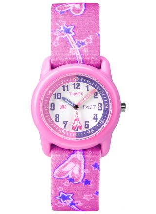 Timex Time Machines Kids Tutu Ballerina T7B151
