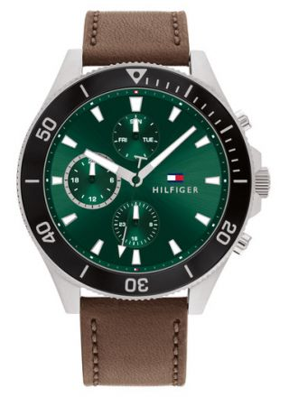 Tommy Hilfiger LARSON brown leather 1791983