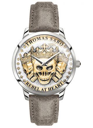 Thomas Sabo Rebel Spirit 3D skulls kulta WA0356