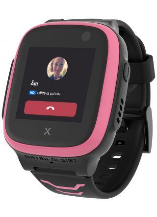 XPLORA X5 Play lasten kellopuhelin vaaleanpunainen