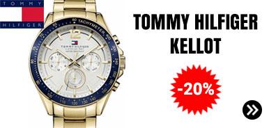 Tommy Hilfiger kelloalennukset
