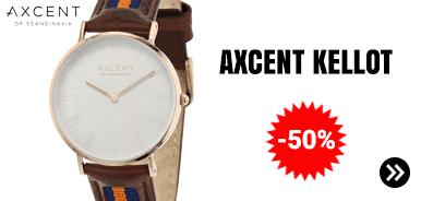 Axcent alennukset