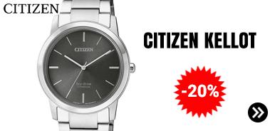 Citizen alennukset