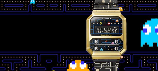Casio x Pacman